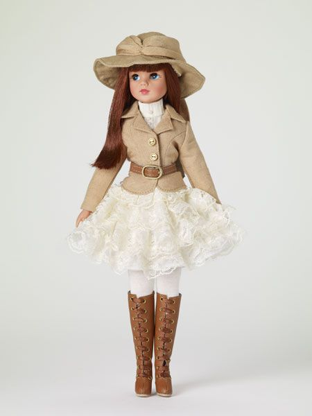 Sindy's Urban Safari -  Tonner Doll Company  #SindyDoll #TonnerDolls #RetroChic #FashionablyBritish