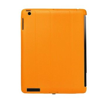 Smart Back-Cover (Orange) iPad 2 Cover