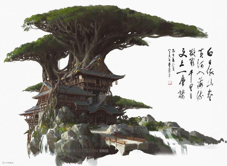 藤仙阁, Eart CG on ArtStation at https://www.artstation.com/artwork/Zqlbw
