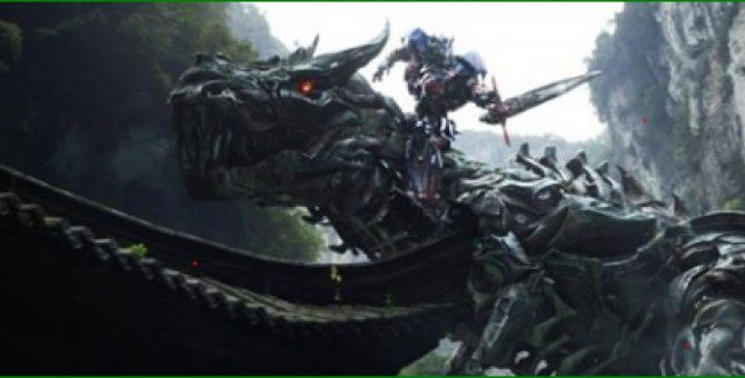 stories around Transformers 4