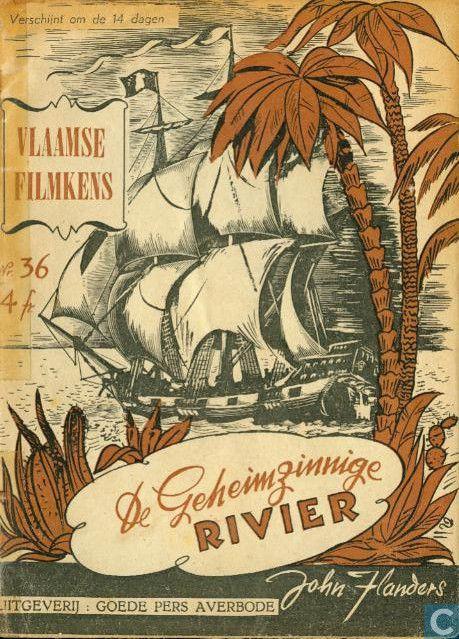 Boeken - Vlaamse Filmkens - De geheimzinnige rivier