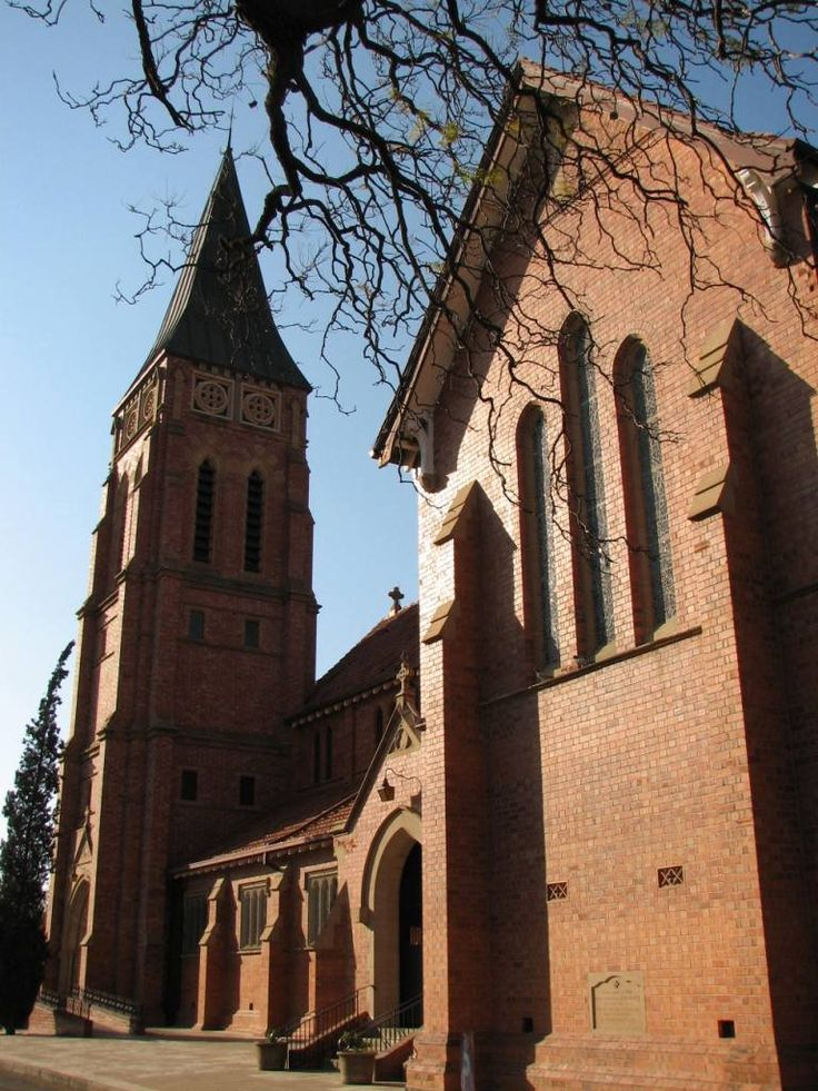St Cyprian's Cathedral Kimberley (Anglican)