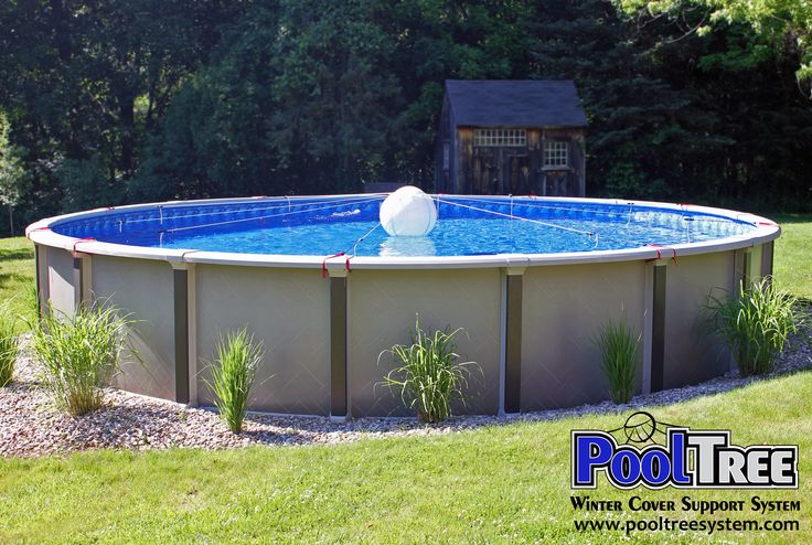 8 Best Buy Pooltree Systems Images On Pinterest Above Ground Swimming Pools Ground Pools And