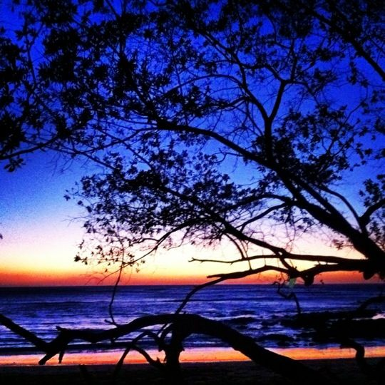 Playa Avellanas in Guanacaste