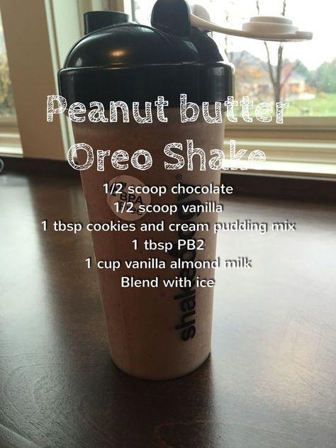 21 Day Fix chocolate shake recipe - 21 Day Fix dessert recipes - 21 Day fix dessert ideas - recipes for 21 Day Fix