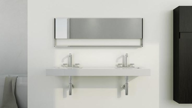 1000 images about wetstyle lavatories on pinterest for Floating bathroom vanity brackets