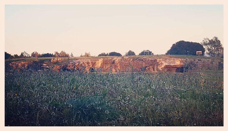 Necropoli di Alghelu Ruju #Alghero #Sardegna