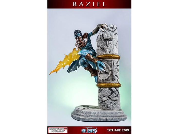 The Legacy of Kain: Soul Reaver 2 1/4 Scale Statue Raziel -  Legacy of Kain Soul Reaver