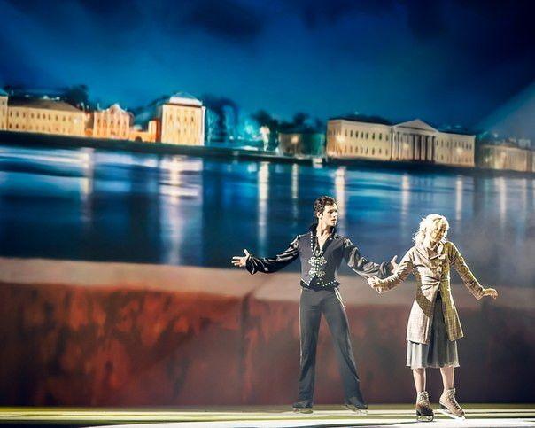 Культура: Сегодня: Ледовое шоу «Принцесса Анастасия» - Geometria.ru Санкт-Петербург
