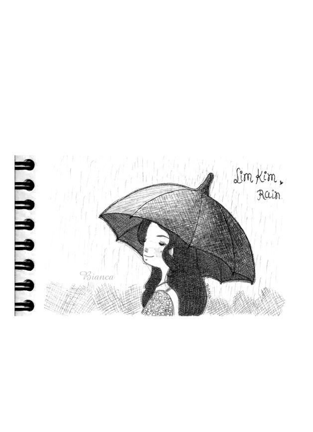 lim kim fan art by Bianca