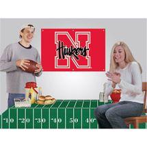 Walmart: NCAA Football Party Kit, Nebraska Cornhuskers