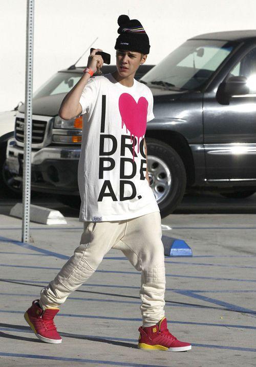 Supra Justin Bieber