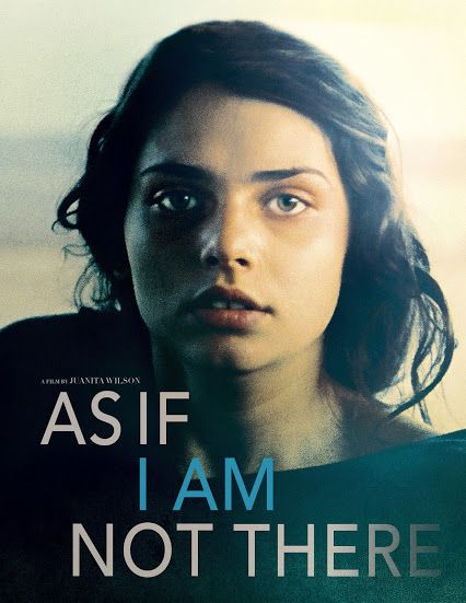AS IF I AM NOT THERE Movie Poster
