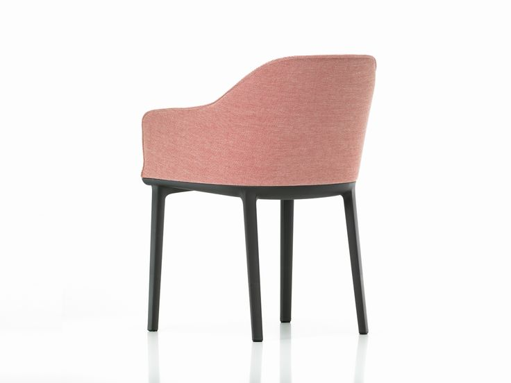 Vitra Softshell Four-Leg Chair