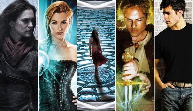 We recently provided you with a list of a dozen ongoing urban fantasy series for your binge-reading pleasure, but if there's one thing we know about this addictive fantasy subgenre, it's that it can often seem rarer to find a completed series than an ongoing one—authors are happy to chug a
