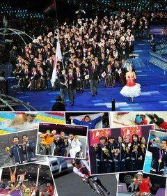 リオ2016パラリンピックを応援しよう  大会期間 平成28年9月7日水開会式9月18日日閉会式12日間  参加国地域 160カ国以上前回ロンドン大会16カ国地域参加  開催規模 22競技528種目うち女子種目22643%  参加選手数 約4350人うち女子選手1690名ロンドンから9.9%増加  新競技 トライアスロン6種目実施カヌー6種目実施  リオ2016パラリンピック競技大会 公式サイト  http://ift.tt/2byRcOB