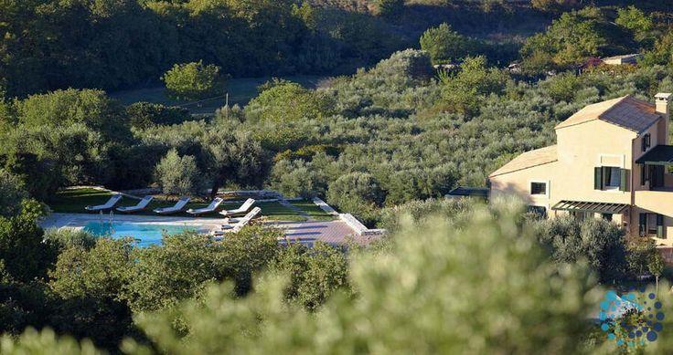 "Welcome to the ""Villa Eliathos"" in Crete, Greece. Your #luxury #villa #rent #greece #greek #island #vacances #grece #mygreekvilla #alouer"