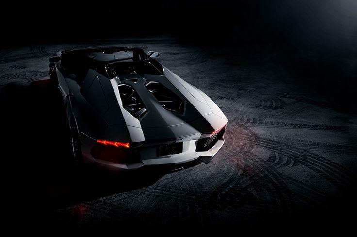 Lamborghini | Photographed by Easton Chang