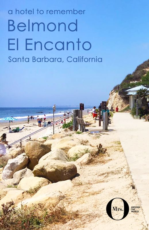 The Belmond El Encanto offers a complimentary driver which will take you to anywhere you'd like within 3 miles - including downtown Santa Barbara and the beach! While we waited for our table at the Boathouse, we went for a walk around the beach. What I thought was absolutely brilliant was that the beach catered well to dogs, with its own doggie park and doggie wash.
