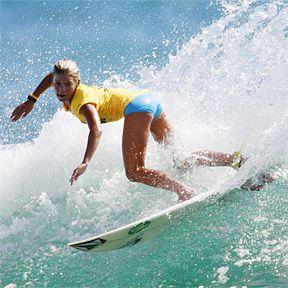 Cool chick surfers enjoying humbl summer