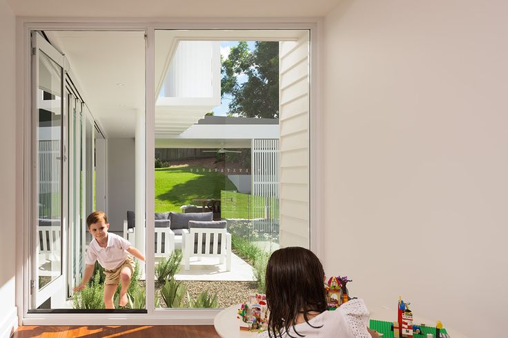 Coorparoo Renovation | Playroom | Queensland Australia | Smith Architects