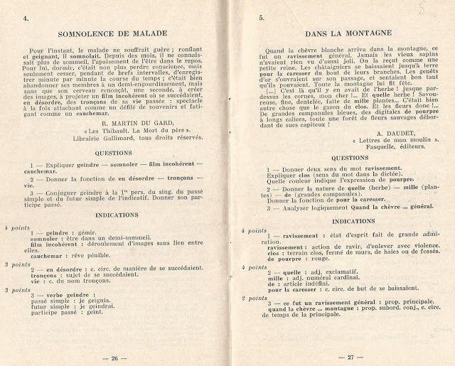 Manuels anciens: Jean Maitron, 60 dictées suivies de
