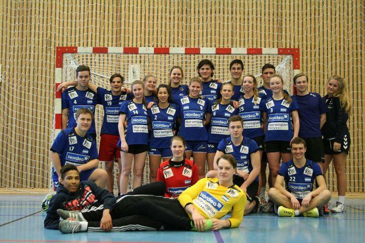 Ulsrud Cup 27. februar 2014: Lambertseter tok hjem det gjeveste trofeet i håndball!