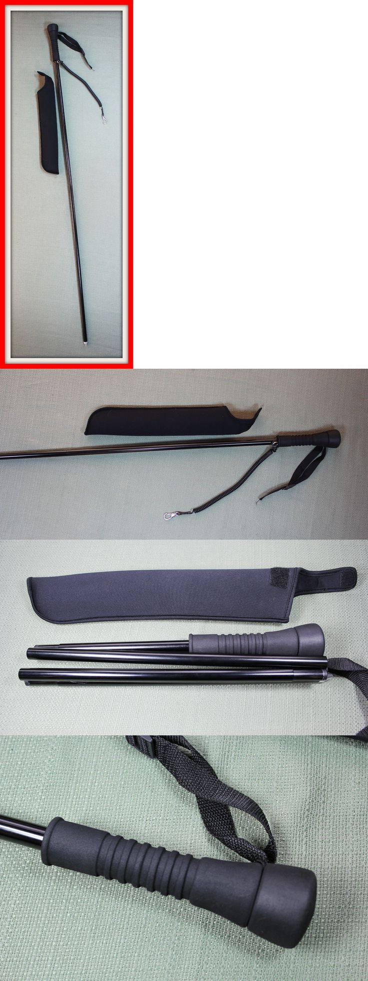 Fly Fishing Accessories 87098: Wading Staff Fly Fishing Collapsible Stream Walking Stick Wading Staff Ship Fast -> BUY IT NOW ONLY: $32 on eBay!