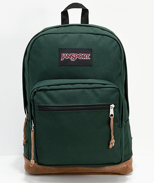 d0ea222f46 JanSport Right Pack Pine Grove Backpack in 2018