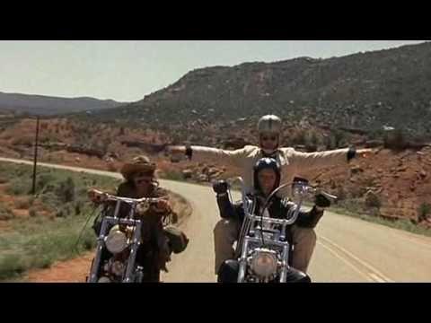"""EASY RIDER. (Buscando mi destino). Steppenwolf, """"The Pusher"""". 1969."""