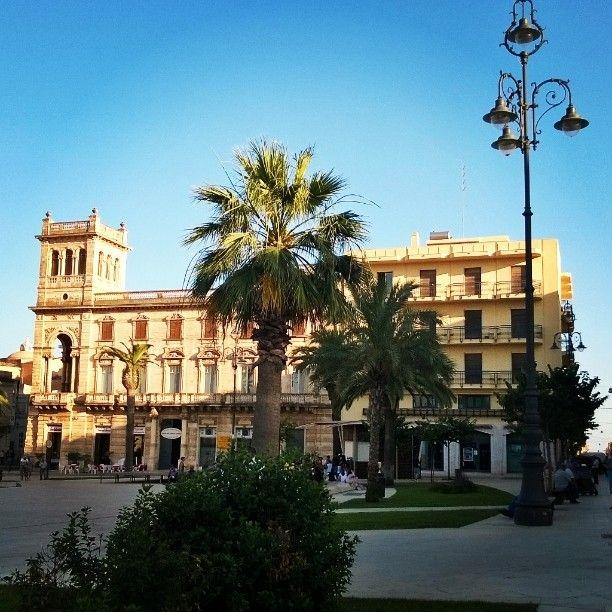 Ispica nel Sicilia