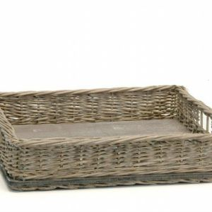 Square Wicker Baskets large square wicker basket tray