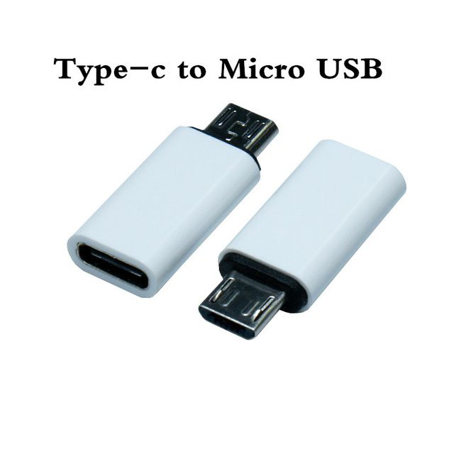 Type C Female Connector To Micro Usb 2 0 Male Usb 3 1 Converter Data Adapter High Speed Android Certified Cell Phone Acces Usb Cell Phone Accessories Micro Usb