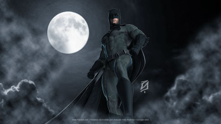 www.patokali.com Batman