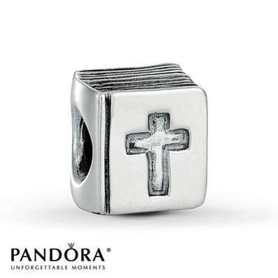 The Pandora Bible Charm is one of our best selling charms and makes the perfect gift!