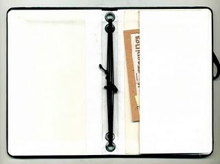 Make your own Midori Traveler's Notebook.