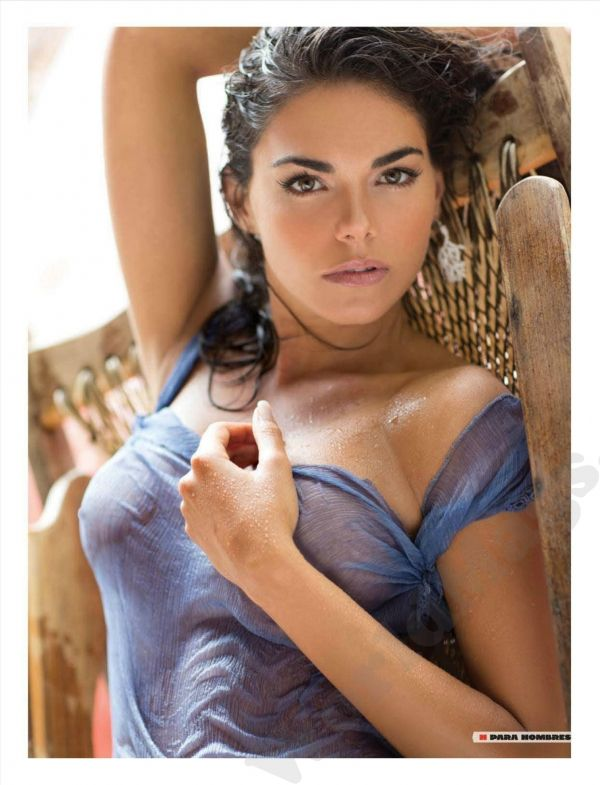 Livia Brito (born: July 21, 1986, Ciego de Ávila, Cuba)  is a Cuban Mexican actress and model. She gained popularity after making her acting debut in Televisa's telenovela Triunfo del amor.
