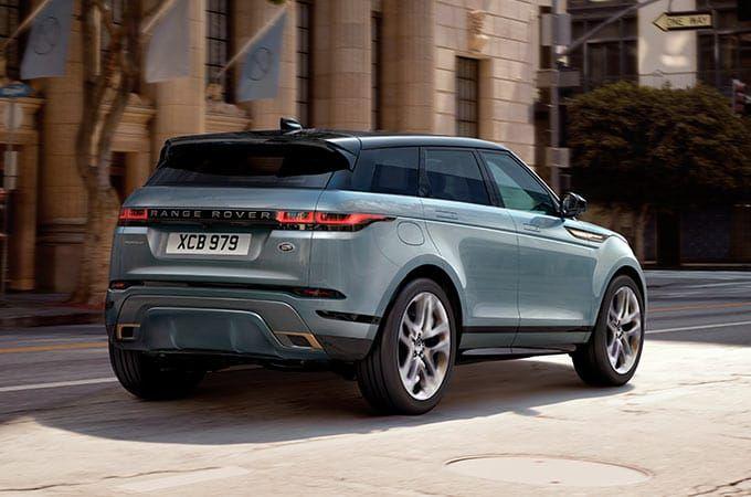 New Range Rover Evoque 2019 Iconic Compact Suv Land Rover Uk
