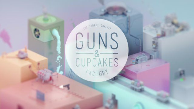 Behold the marvellous Guns & Cupcakes Factory, producing the finest quality deadly and delicious products known to man.  Music: Crips by Ratatat  www.michaelm.tv