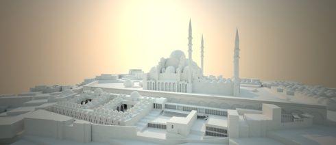 Mimar Sinan Araştırma Merkezi ve Müzesi Ulusal Öğrenci Mimari Fikir Projesi Yarışması