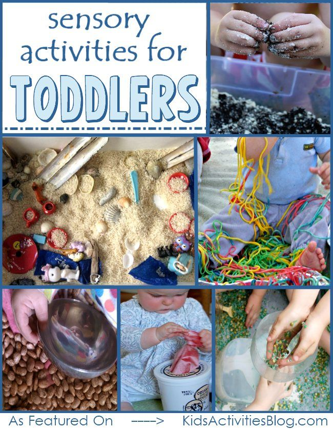 I have been looking for activities to do with my one year old. :)