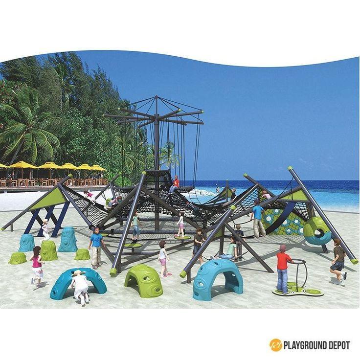 1000 ideas about commercial playground equipment on for Playground equipment ideas