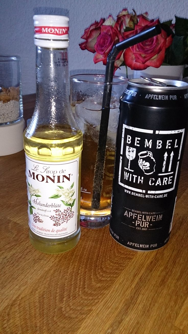 Lecker Sommerdrink - Bembel-With-Care