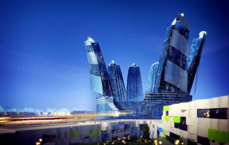Futurystyczna architektura - Twój dom nie do poznania - Galeria