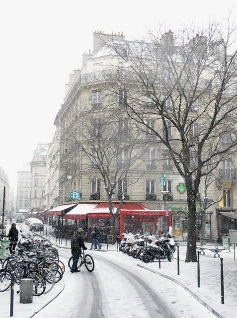 Rouge Cafe, Paris
