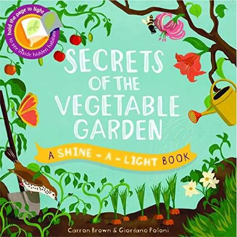 Amazon.co.uk: secrets of the vegetable garden: Books