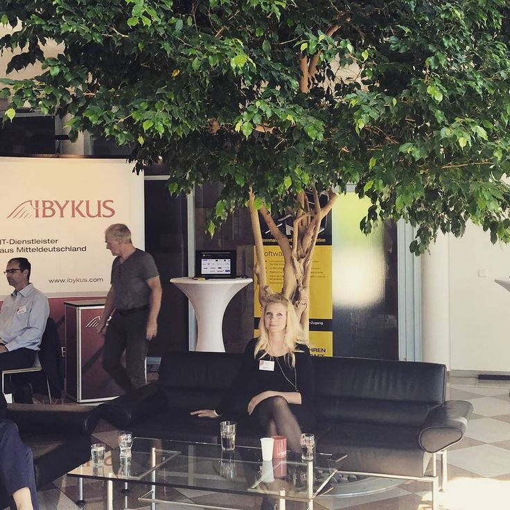 #DeskCenterSolutions #at #ibykus #partnership #partners #event #green #womeninbusiness #technology #softwarefollower #software #iloveleipzig #hypezig