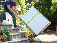 All-Terrain Hand Cart by UpCart