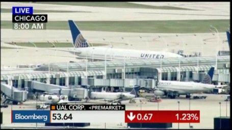Technical glitch disrupts United flights nationwide