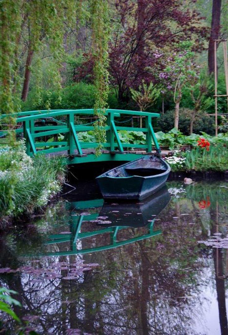 Monet's Garden, Giverny France